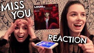 Louis Tomlinson Miss You Reaction