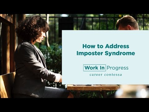 How to Address Imposter Syndrome