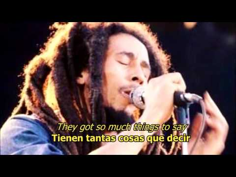 So Much Things To Say - Bob Marley (ESPAÑOL/ENGLISH)