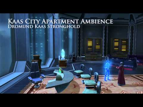 Star Wars SWTOR - Kaas City Apartment Stronghold Background Ambience