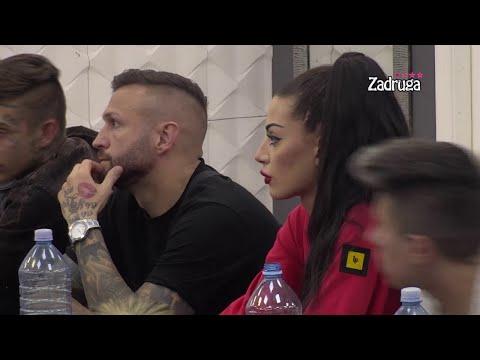 Zadruga 4 - Đedović urnisao Taru komentarima i poručio joj da je dno - 13.04.2021. - Zadruga Official