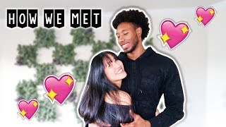 HOW WE MET (SHE ALMOST LEFT ME!)  | RAYRENETV STORYTIME