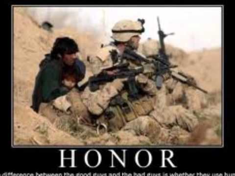 Tracy Lawrence- If I Don't Make it Back... Military dedication