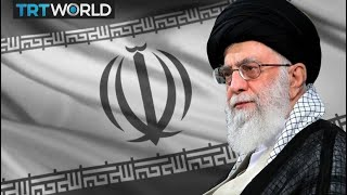 THE POWER OF AYATOLLAH KHAMENEI: Iran's Supreme Leader