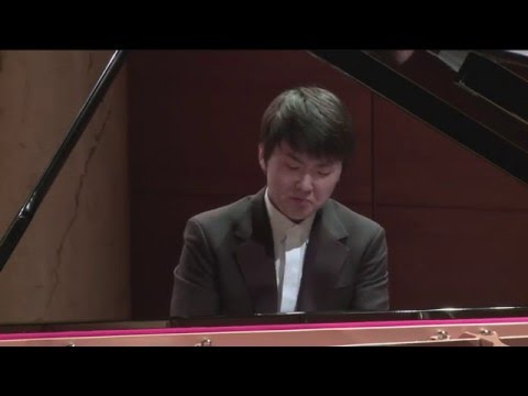 Seong-Jin Cho – Chopin Piano Competition 2015 (preliminary round)