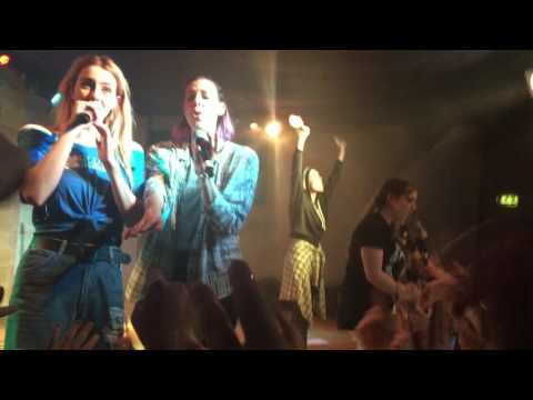 Cimorelli Live in Milano - Worth It (11/27/2016)