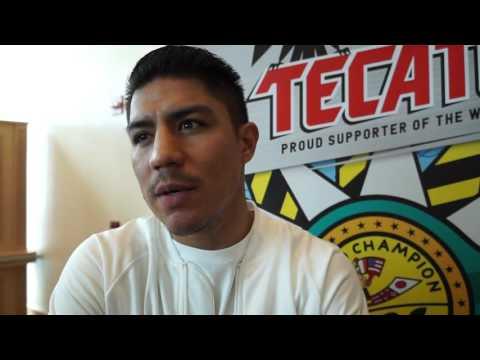Jessie Vargas Interview at 54th WBC Convention