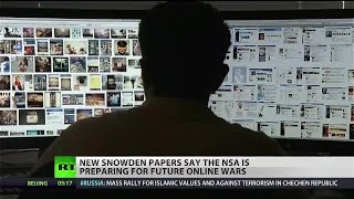 As easy as ABC: NSA's plans for digital warfare