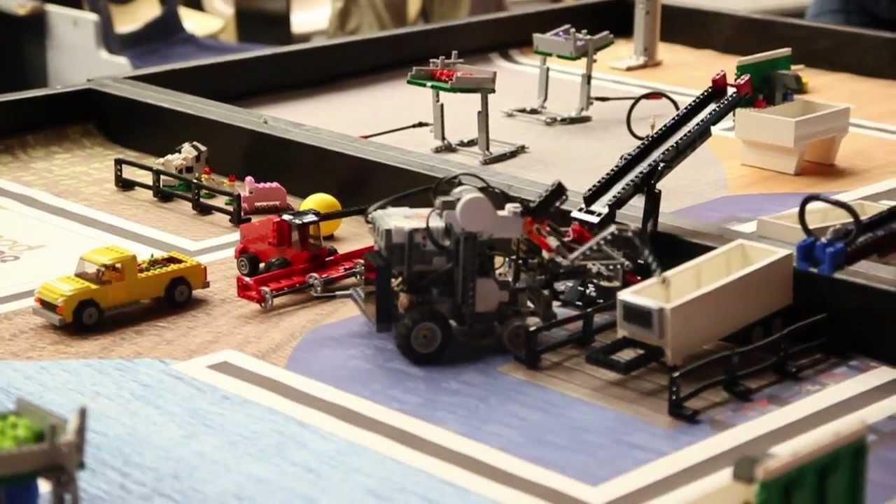 FIRST Lego League Australian National Tournament 2011