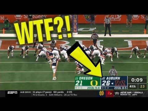 What Is Auburn DOING?! Insane Coaching Blunder