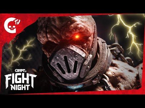 "FIGHT NIGHT | ""Man vs Monster"" | Crypt TV Monster Universe | Short Film"