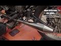 Analog Motor Goods - BMW /5/6/7 Cone Engineering Quiet Core Mufflers Install Video