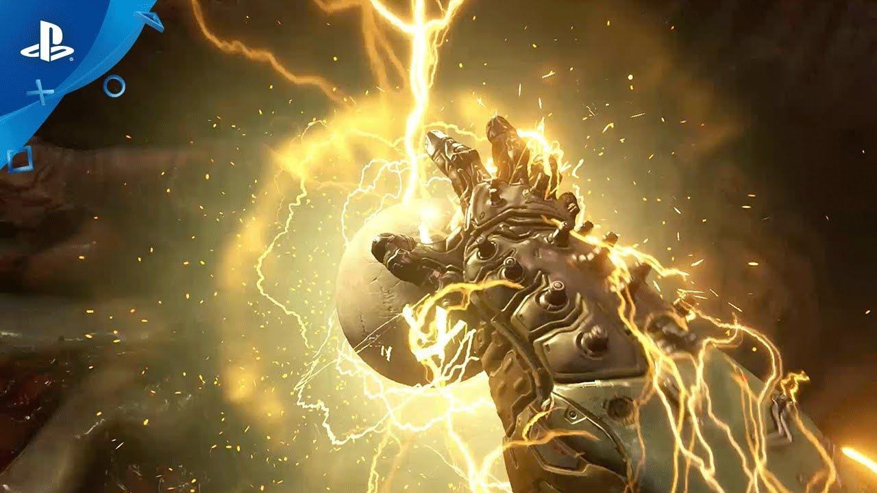 'Doom Eternal': Demons invade earth in new gameplay trailer
