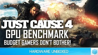 Just Cause 4 GPU Benchmark, 57 Graphics Cards Tested, 1080p, 1440p & 4K