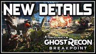 Ghost Recon Breakpoint | Progression System, Perks, Loot & MORE!