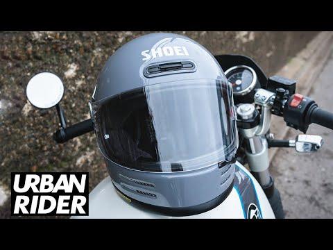 SHOEI Glamster Motorcycle Helmet Review