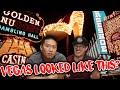 Las Vegas 1955 ~ A Sunny Drive Down the Strip ~ Old Vegas ...