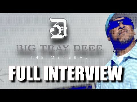 Big Tray Deee - FULL INTERVIEW - On Tupac, Suge Knight & Death Row Records