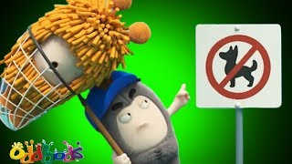 Oddbods Full Episode - Slick Style | Funny Cartoons For Kids