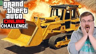 BULLDOZER BATTLE 🎮 Grand Theft Auto Online #194