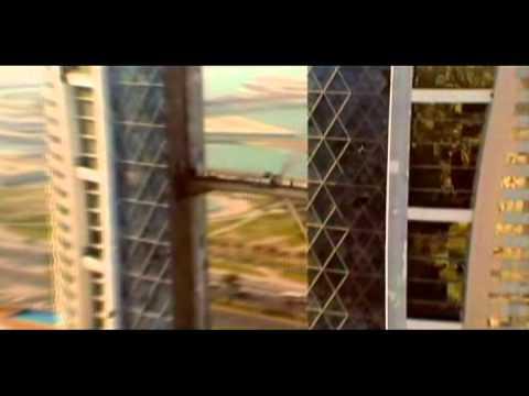 2009 NOVA Award Winner - Bahrain World Trade Center Wind Turbines