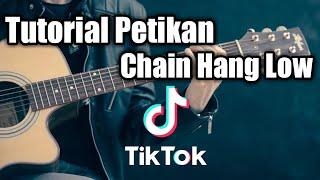 Tutorial Petikan Chain hang low TikTok