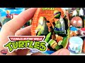 Teenage Mutant Ninja Turtles Surprise Eggs Nickelodeon TMNT Unboxing Toys