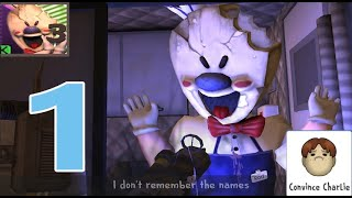 Gambar cover Ice Scream 3: Horror Neighborhood - Gameplay Walkthrough - Part 1 Convince Charlie  (iOS, Android)