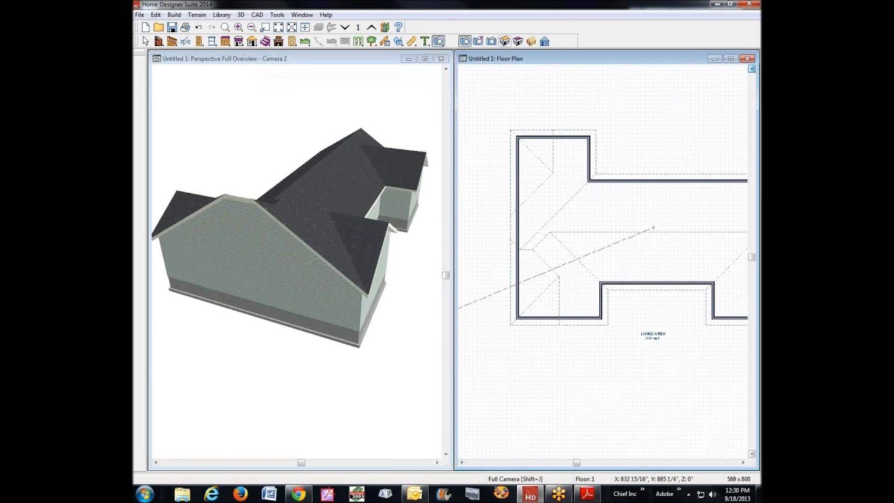 Suite 2014 Roof problem, solved - YouTube
