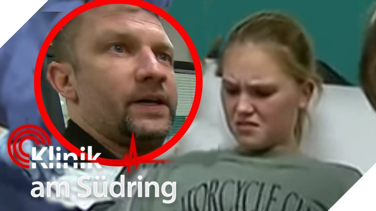 Heimlich erstes Mal gehabt: Vater rastet aus! | Klinik am Südring | SAT.1 TV