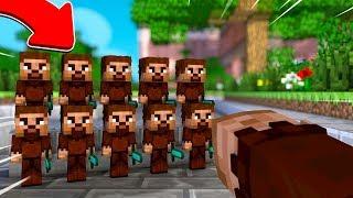 ARDA KENDİNE KLON ORDUSU OLUŞTURDU! 😱 - Minecraft