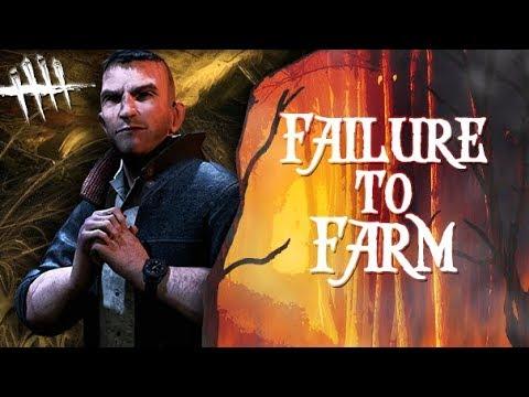 Failure To Farm  Dead  Daylight  Survivor #146 David King