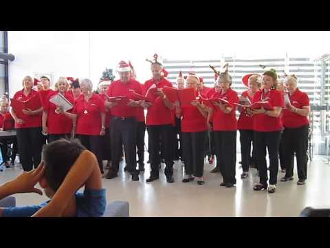 GMS Carolers Oz Jingle Bells