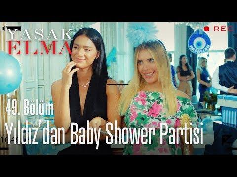 Yıldız'dan Baby Shower partisi - Yasak Elma 49. Bölüm