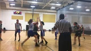GCHS vs Liberty 1st half at Purdue 062318