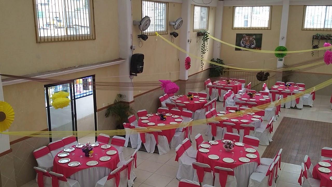 Salon De Eventos Tultitlan By Sitio Click