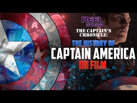 The History of Captain America on Film