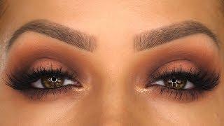 Autumnal Halo Eyeshadow Makeup Tutorial | Shonagh Scott | ShowMe MakeUp | Sunset Palette