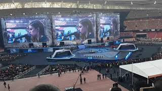League of Legends Worlds Opening Ceremony 2017 -  Audience Perspective