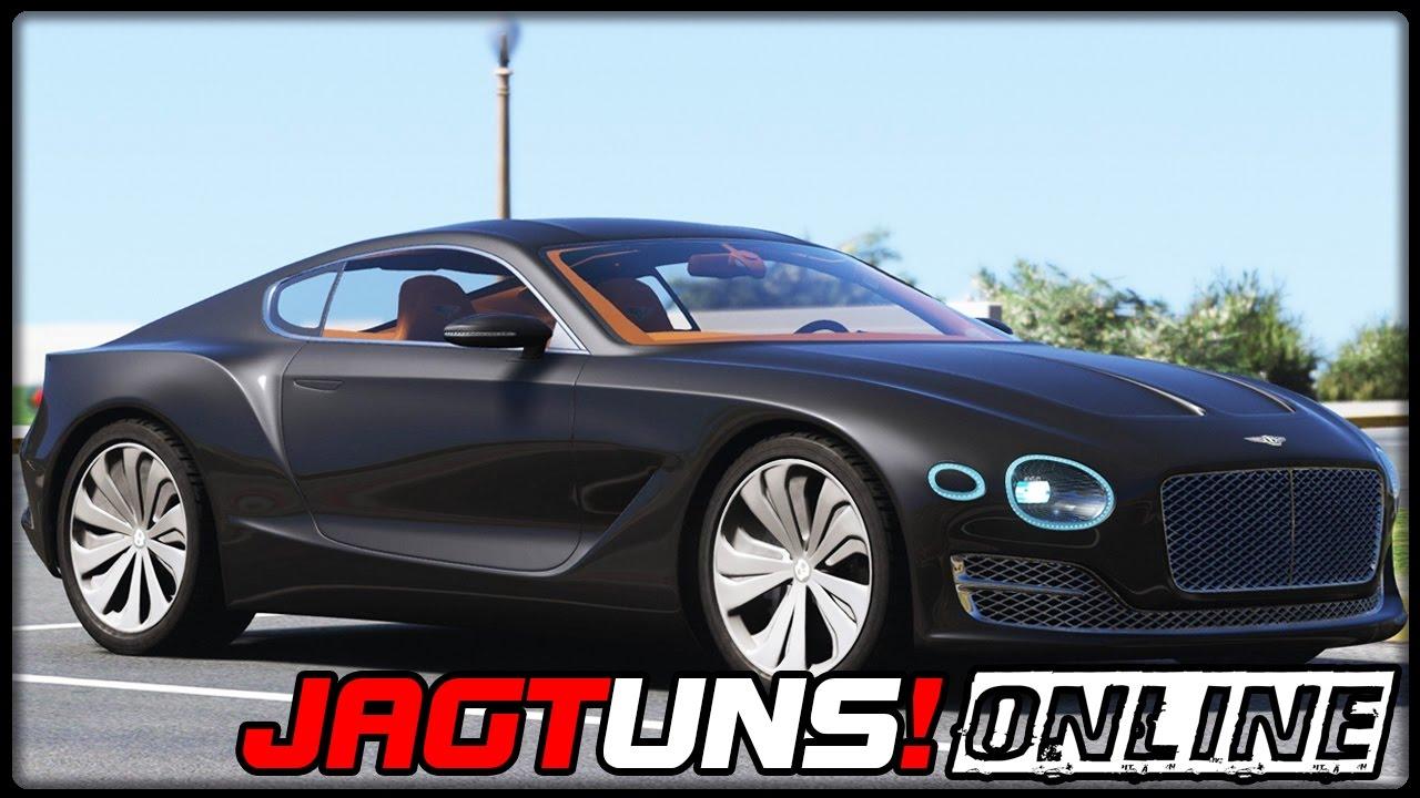 Gta 5 Jagt Uns 23 Online Bentley Exp 10 Speed 6 Deutsch
