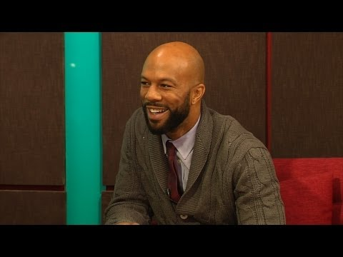 Shira Lazar interviews Common on What's Trending