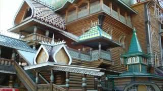 Russian folk song. ЖИВЁТ МОЯ ОТРАДА. B.Shtokolov.(
