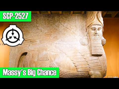 SCP-2527 Massy's Big Chance | object class safe | Computer / statue / video game scp