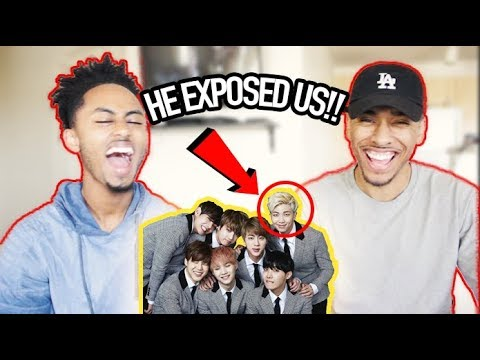 Who is BTS? The Seven Members of Bangtan (INTRODUCTION) REACTION!