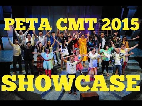 Ang Mana: PETA Creative Musical Theatre Showcase