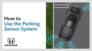 homepage tile video photo for How to Use the Parking Sensor System— Ridgeline