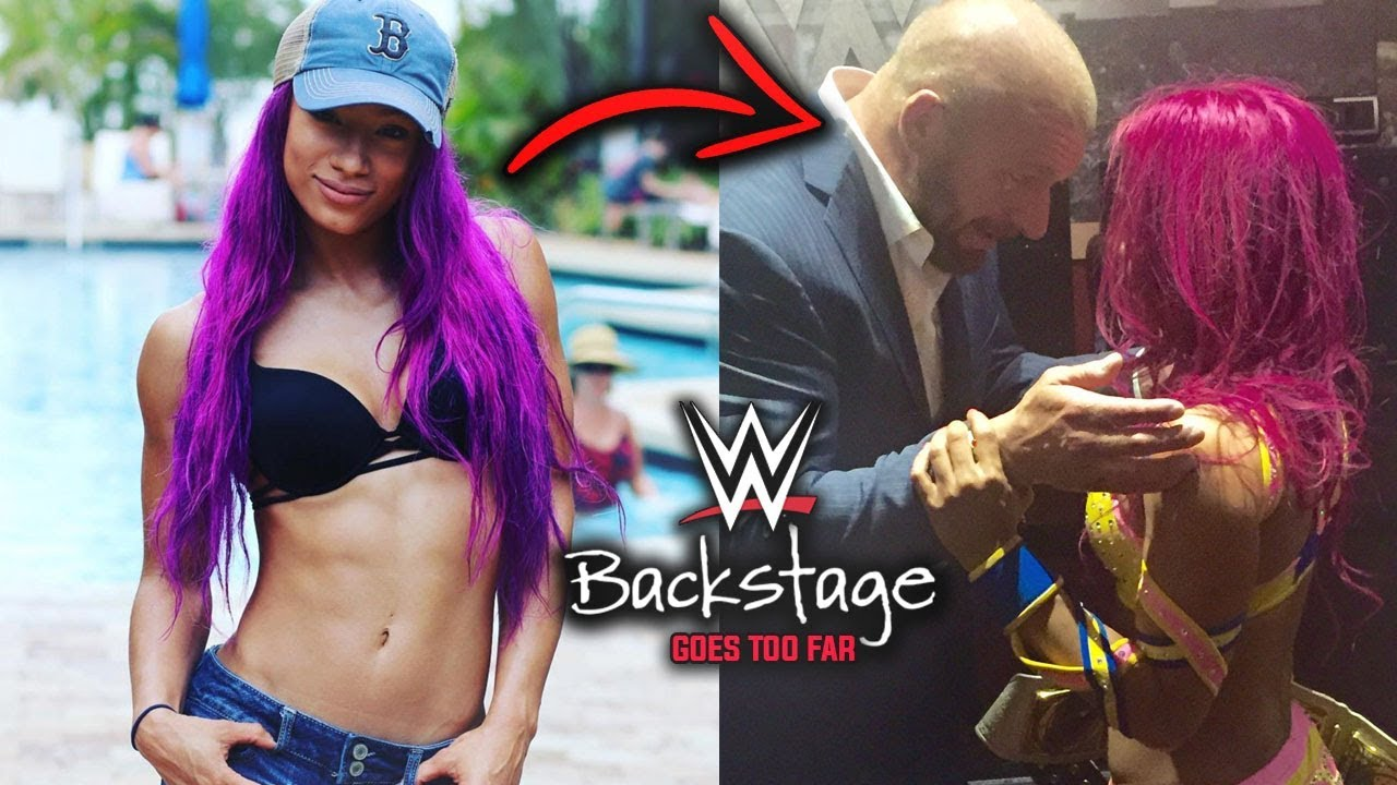 Sasha Banks In SERIOUS TROUBLE After Backstage Situation Causes Her To Lose All Control - WWE Raw