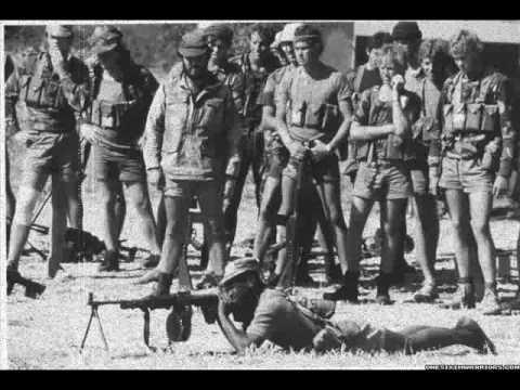 The Bush War In Rhodesia