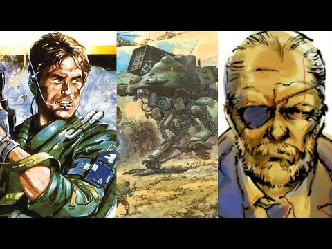 Metal Gear Solid - The Story So Far: Solid Snake vs. Big Boss - Part 5