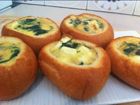 Baked Cheesed Rolls  YouTube
